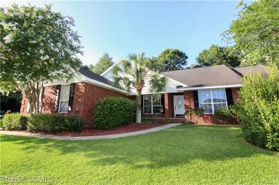 Baldwin County Single Family Home For Sale: 11407 Bradford Court