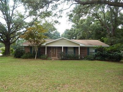 Mobile Single Family Home For Sale: 7030 Laverne Drive S