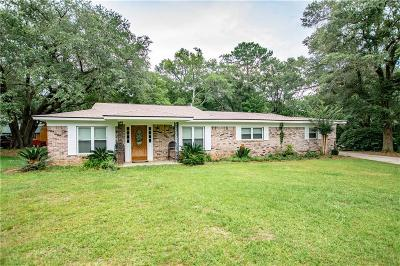 Baldwin County Single Family Home For Sale: 7355 Pinehill Road