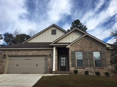 Baldwin County Single Family Home For Sale: 30246 Persimmon Drive