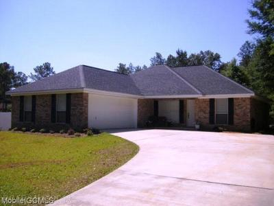 Baldwin County Single Family Home For Sale: 7618 Park Drive