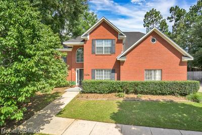 Baldwin County Single Family Home For Sale: 7104 Wedgewood Court
