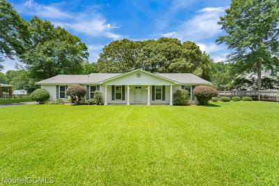 Baldwin County Single Family Home For Sale: 7333 Cypress Avenue