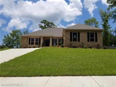 Semmes Single Family Home For Sale: 2273 Driftwood Loop W