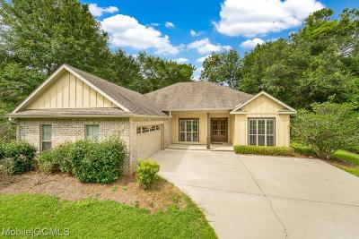 Baldwin County Single Family Home For Sale: 8374 Delta Woods Drive