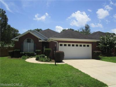 Mobile County Single Family Home For Sale: 6301 Arbor Drive