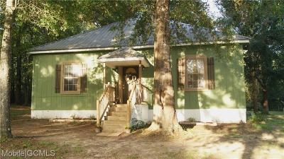 Mobile County Single Family Home For Sale: 11061 Linbar Lane N