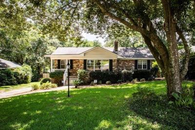 Mobile County Single Family Home For Sale: 208 Stillwood Lane