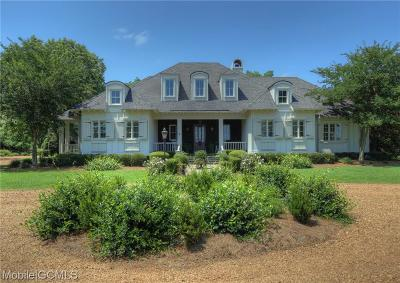 Baldwin County Single Family Home For Sale: 16351 Polo Club Road
