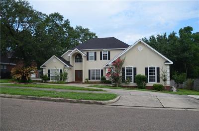 Single Family Home For Sale: 2740 Bennington Drive
