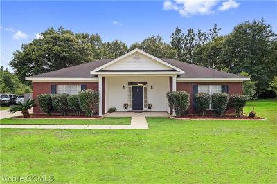 Semmes Single Family Home For Sale: 2181 Whip-Poor-Will Court W