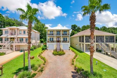 Baldwin County Single Family Home For Sale: 10 Yacht Club Drive