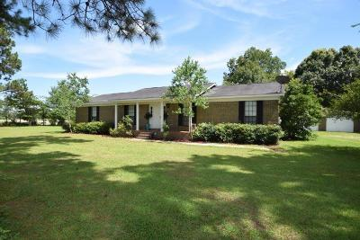 Theodore Single Family Home For Sale: 9551 Old Pascagoula Road