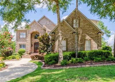 Single Family Home For Sale: 1603 Stone Hedge Drive W