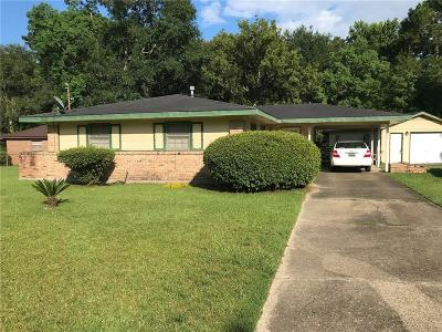 Mobile County Single Family Home For Sale: 1207 Castlewood Drive