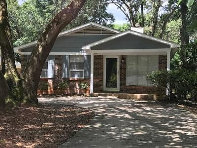 Mobile County Single Family Home For Sale: 268 Thrift Street