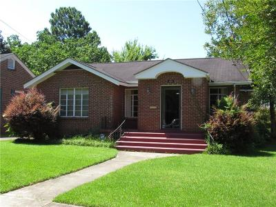 Mobile AL Single Family Home For Sale: $119,900