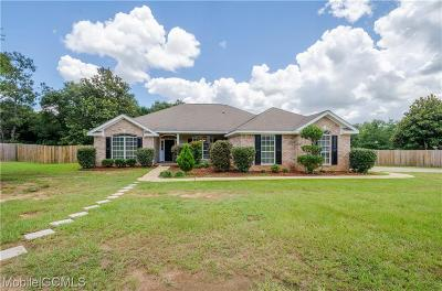Semmes Single Family Home For Sale: 1980 Ark Drive E