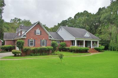 Saraland Single Family Home For Sale: 234 Autumn Drive
