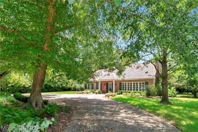 Mobile County Single Family Home For Sale: 12 Ridgelawn Drive W