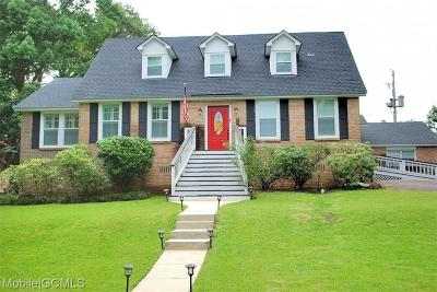 Mobile Single Family Home For Sale: 334 Bromley Place