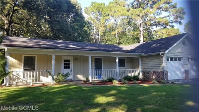 Semmes Single Family Home For Sale: 2080 Sky Vista Drive W