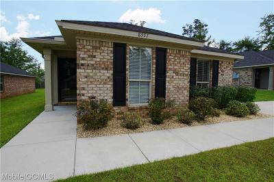 Single Family Home For Sale: 8551 Three Dean Way