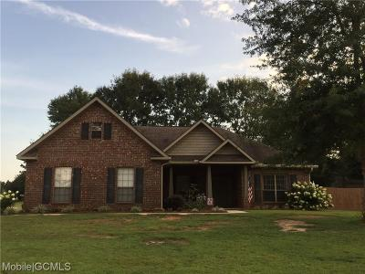 Semmes Single Family Home For Sale: 8411 Whitestone Place