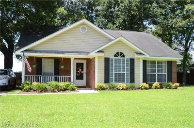 Grand Bay Single Family Home For Sale: 10749 Southern Oaks Court