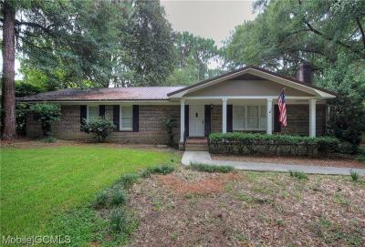 Baldwin County Single Family Home For Sale: 706 Olive Avenue