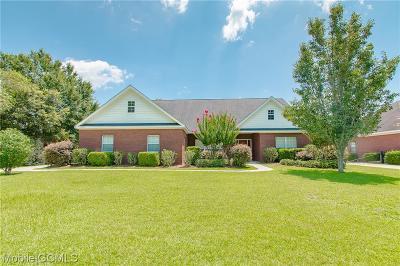 Baldwin County Single Family Home For Sale: 20492 Thompson Hall Road