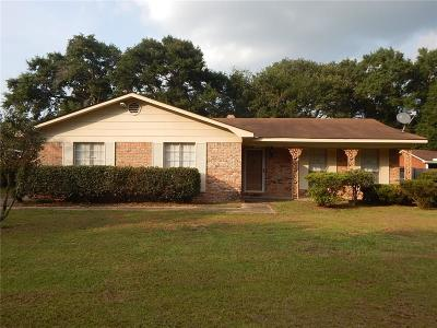 Mobile AL Single Family Home For Sale: $124,900