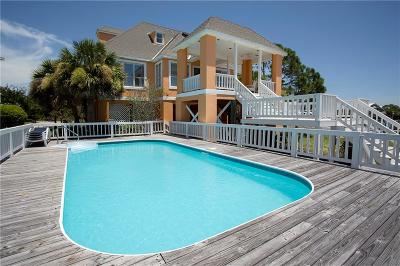 Dauphin Island Single Family Home For Sale: 501 Seapointe Cv