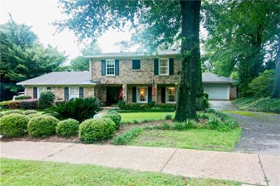 Mobile County Single Family Home For Sale: 4554 Kingswood Drive