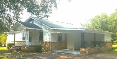 Chickasaw Single Family Home For Sale: 406 2nd Place