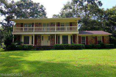 Baldwin County Single Family Home For Sale: 14375 Oak Knoll Drive