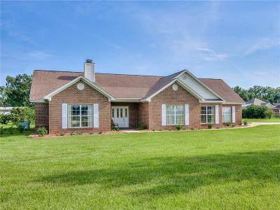 Baldwin County Single Family Home For Sale: 20098 County Road 28