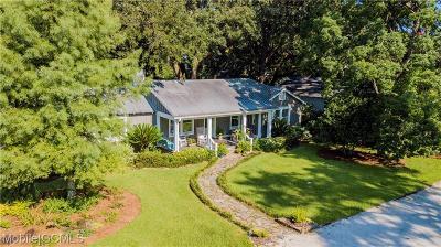 Baldwin County Single Family Home For Sale: 301 Summit Street N