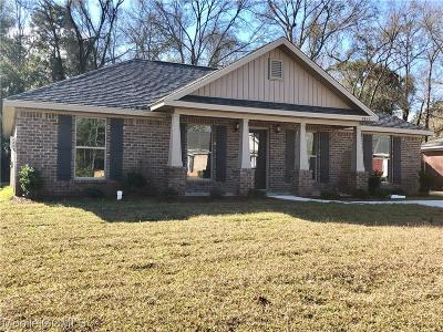 Mobile County Single Family Home For Sale: 9810 Ashland Hills Court