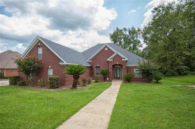 Saraland Single Family Home For Sale: 3425 Twin Lakes Court