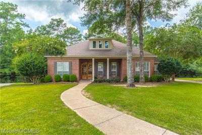 Baldwin County Single Family Home For Sale: 8633 Ash Court