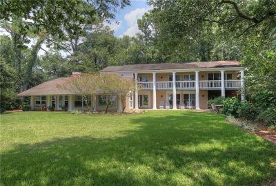 Baldwin County Single Family Home For Sale: 13995 Scenic Highway 98
