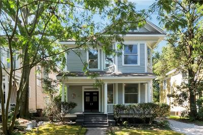 Mobile County Single Family Home For Sale: 1207 Selma Street