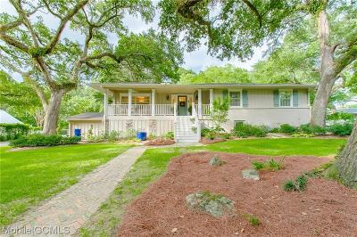 Baldwin County Single Family Home For Sale: 213 Pier Avenue