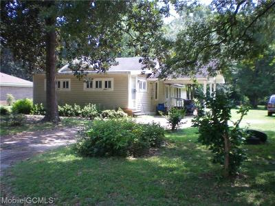 Mobile County Single Family Home For Sale: 5666 Park Street