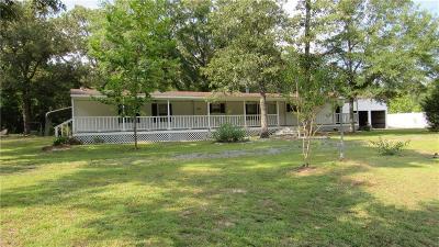 Chunchula Single Family Home For Sale: 15296 Celeste Road