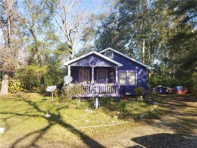 Grand Bay Single Family Home For Sale: 12310 Oakdale Avenue