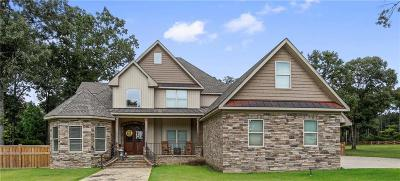 Semmes Single Family Home For Sale: 8680 Blackstone Drive