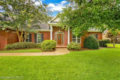 Baldwin County Single Family Home For Sale: 10605 Bridges Drive N