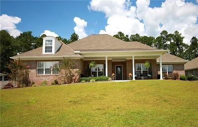 Baldwin County Single Family Home For Sale: 32440 Wildflower Trail